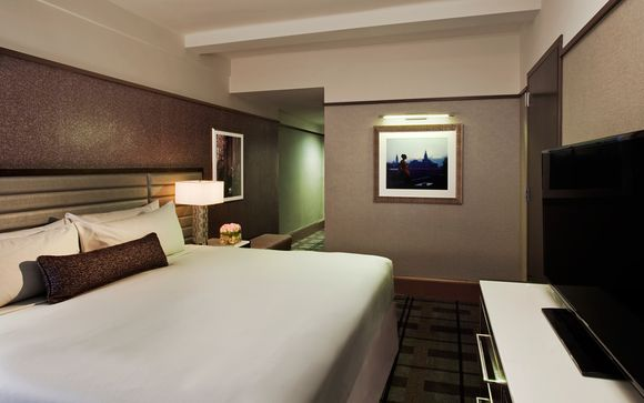 Park Central Hotel New York 4*