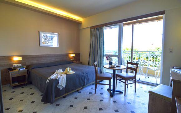 Lavris Hotel & Spa 4*