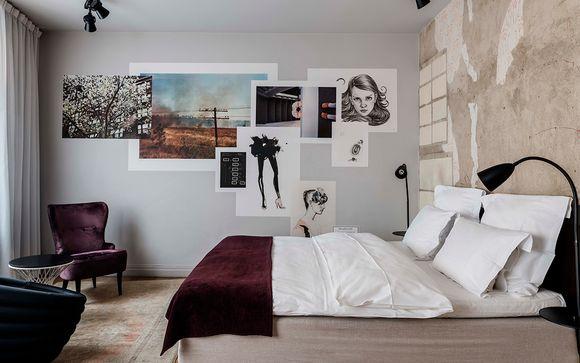 Lo Story Hotel Riddargatan 4*
