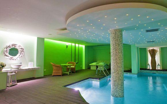 Litohoro Olympus Resort Villas & Spa 4*