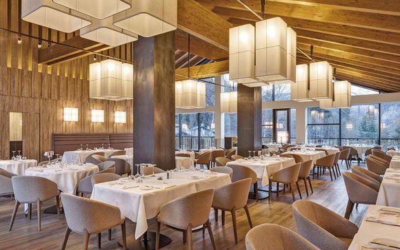 Grand Hotel Courmayeur Mont Blanc 5*