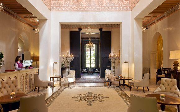 Il Tigmiza Suites & Pavillons 5*