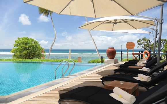 Il DoubleTree by Hilton Seychelles Allamanda Resort & Spa 4*