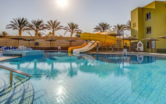 Hurghada - Palm Beach Resort 4*