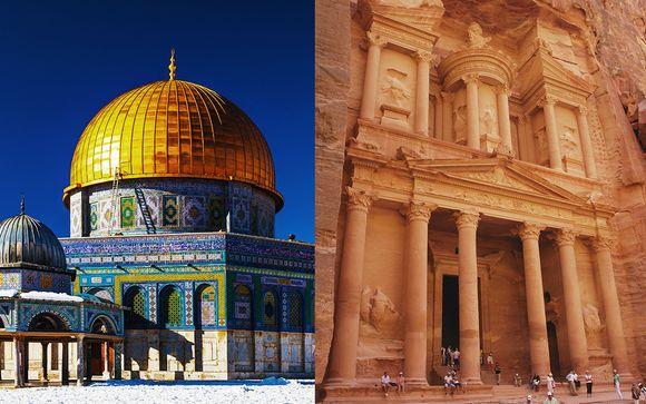 Alla scoperta di Giordania e Israele