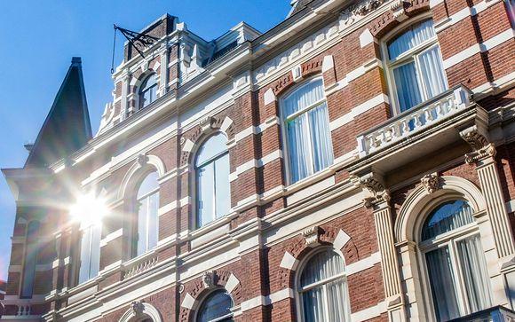 Il Pillows Anna van den Vondel Amsterdam 4*