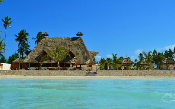 Il White Paradise Zanzibar 4*