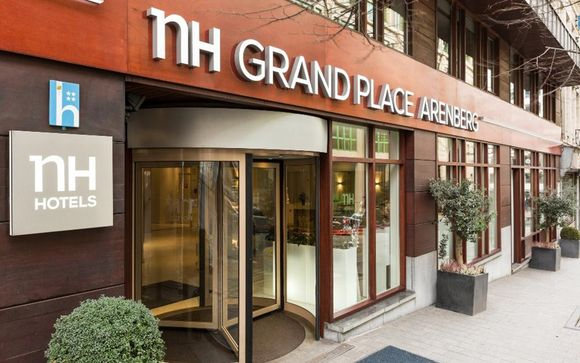 Bruxelles - Hotel NH Brussels Grand Place Arenberg 4*