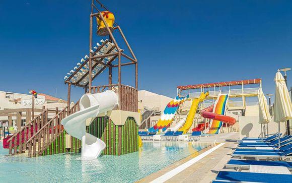 Hurghada -Amarina Abu Soma Resort & Aquapark 5*