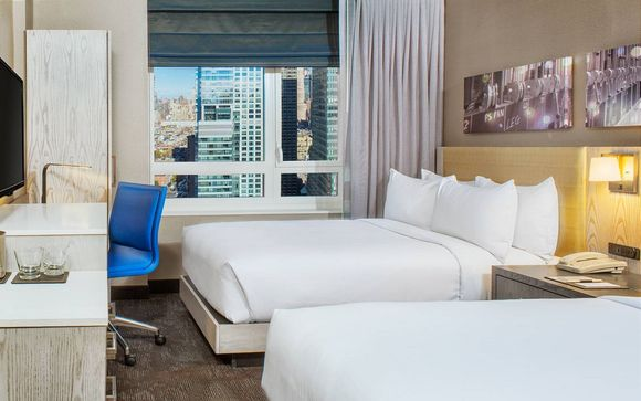 New York - Doubletree By Hilton New York Times Square West 4*