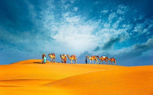 Alla scoperta degli Emirati e dell'Oman Arabi e dell'Oman