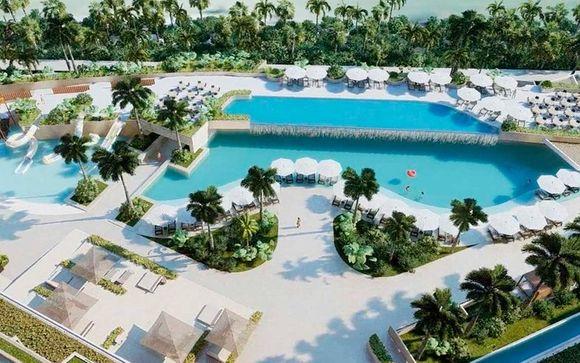Estudio Playa Mujeres 5*