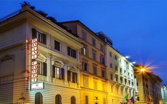 L'Hotel Royal Court 4*