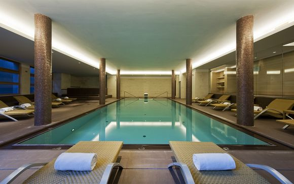 Il Grand Hotel Savoia 5*