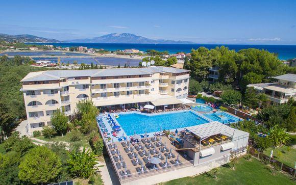 Hotel Koukounaria 4*