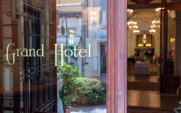 Grand Hotel & La Pace Spa 5*
