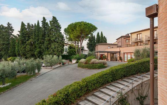Villasanpaolo Spa Hotel San Gimignano 4*