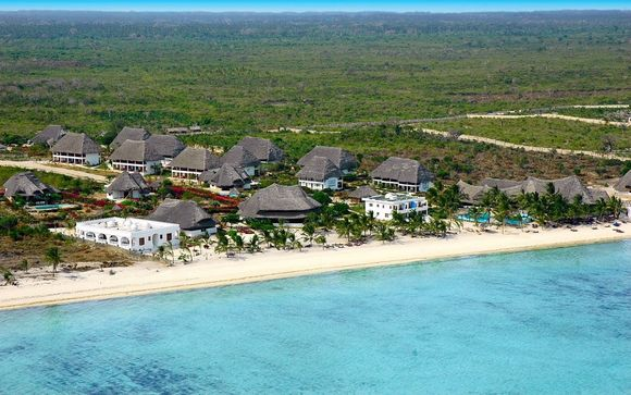L'Eden Village Watamu Beach