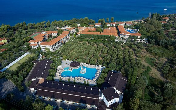 L'Acrotel Athena Residence 5*