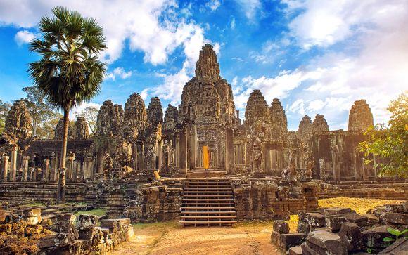 Alla scoperta di Ho Chi Min, Siem Reap e Khao Lak