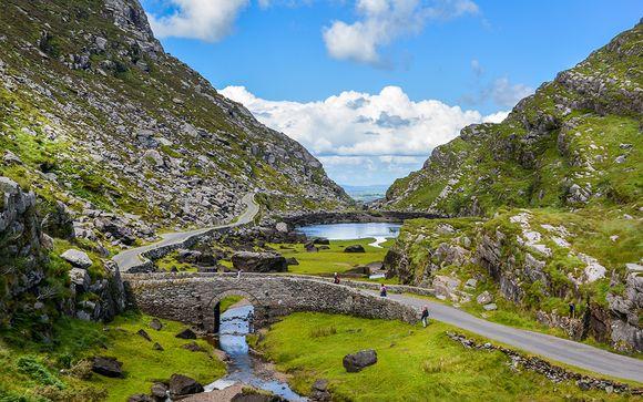 L'itinerario - Panorami d'Irlanda