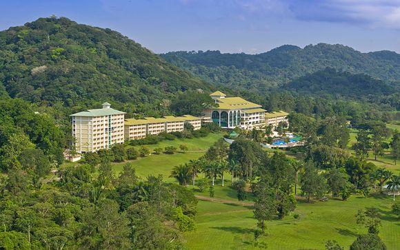 Parco di Soberiana - Gamboa Rainforest Resort 4*