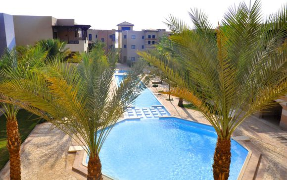 Il Sunrise Marina Resort Port Ghalib 5*