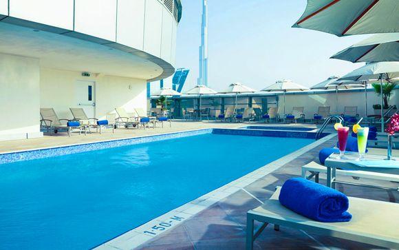 Dubai - Il Carlton Downtown Hotel 4*