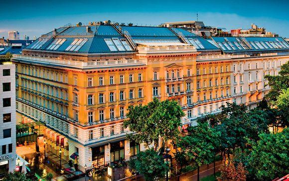 Il Grand Hotel Wien 5*