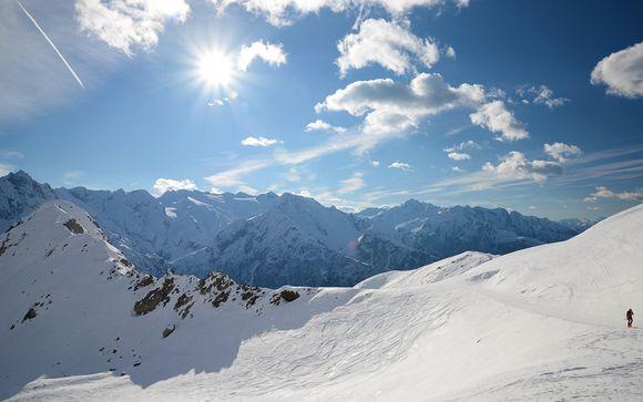 Il compresorio sciistico di Bormio Ski