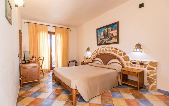 L'hotel Cupola Bianca 4*