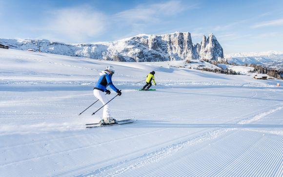 Comprensorio sciistico Alpe di Siusi/Val Gardena