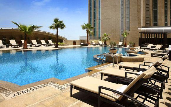 Il Sofitel Abu Dhabi Corniche 5*