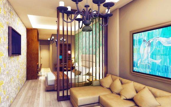 L'Elegance Luxury Executive Suites 5*