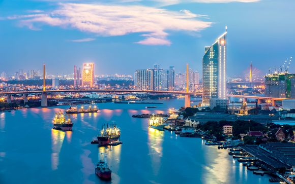 Alla scoperta di Bangkok e Khao Lak