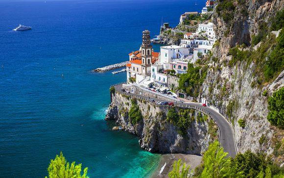 Minicrociera Costiera Amalfitana (Positano / Amalfi) - intera giornata (prevista solitamente giovedì e domenica)