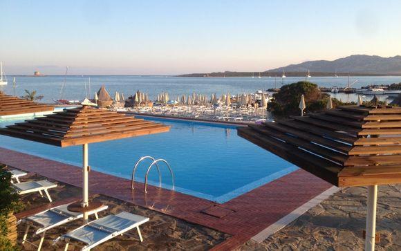 Cala Rosa Club Hotel 4*