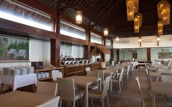 Nusa Lembongan - Adiwana d'Nusa Beach Club and Resort 4*