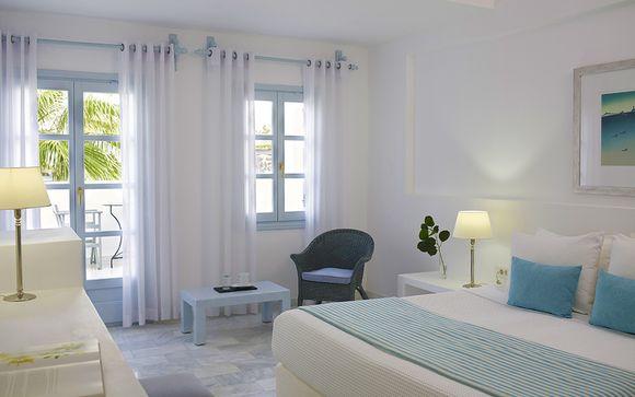 Santorini Kastelli Resort 5*
