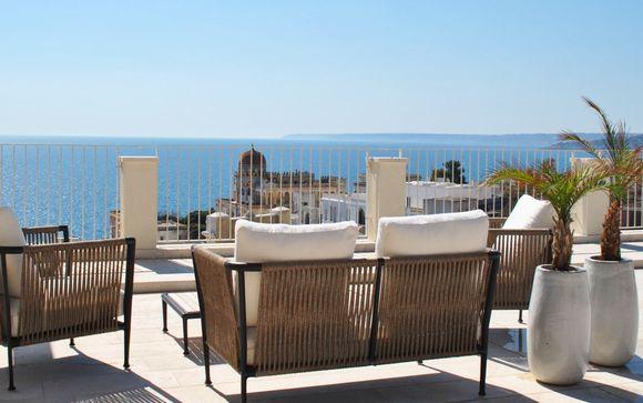 Est Hotel Santa Cesarea Terme 4*