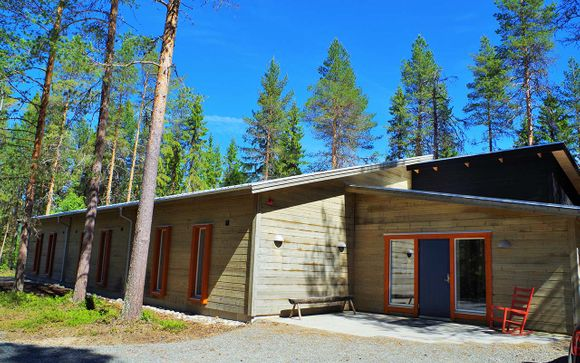 Granö - Beckasin Lodge