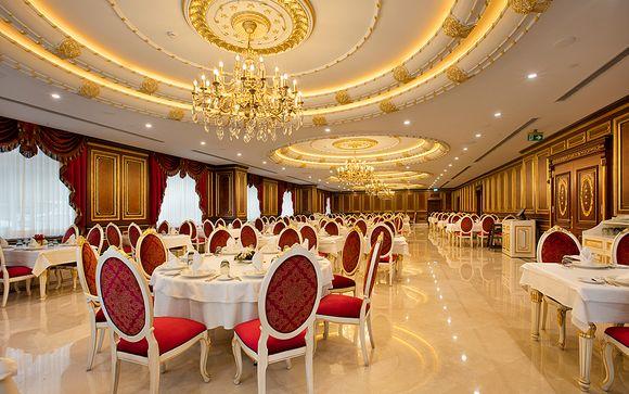 L'Ottoman's Life Hotel Deluxe 5*