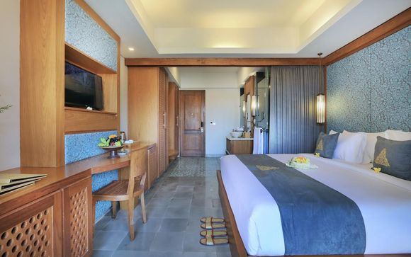 Sanur: The Alantara Sanur by Pramana 4*