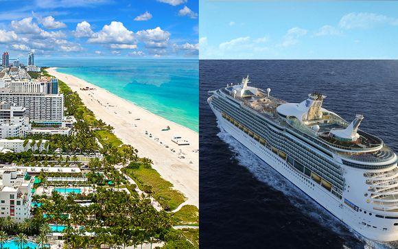 Soggiorno a Miami al Shore Club South Beach 4* + Crociera Royal Caribbean alle Bahamas
