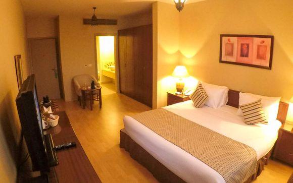 Il Sunrise Marina Resort Port Ghalib 5*