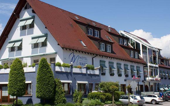 Hotel Restaurant Maier 4*