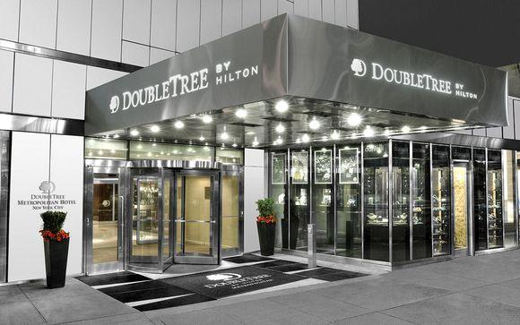 DoubleTree by Hilton Hotel Metropolitan 4*