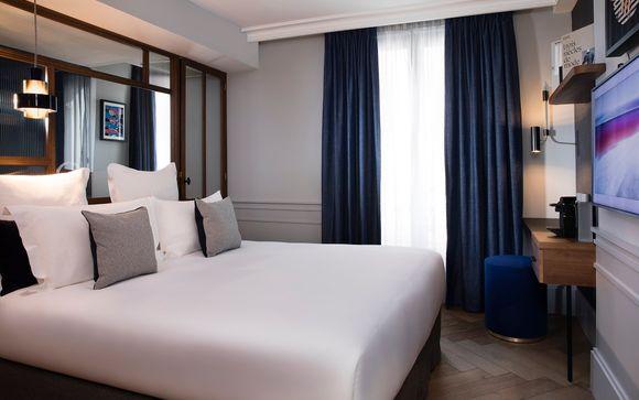 L'Hotel Flanelles Paris 4*