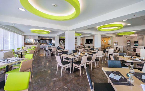 Rodi - Smartline Semiramis City Hotel 4*