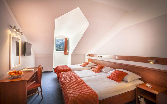 Il Corinthia Baška Sunny Hotel by Valamar
